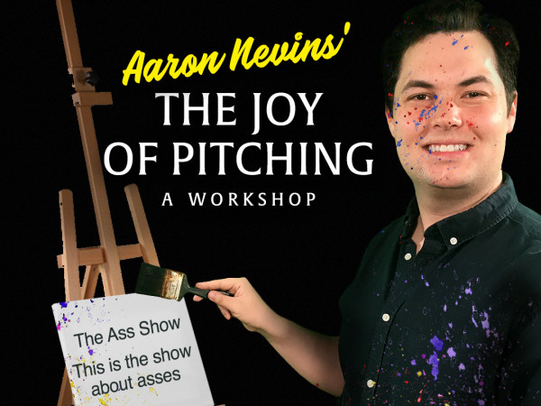 WORKSHOP: The Joy of Pitching Event tickets - Good Good Comedy Theatre