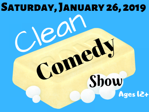 Stand Up @ the Playhouse - CLEAN EDITION Event tickets - Playhouse