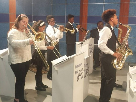 Wilmington Youth Jazz Band 2016 Event tickets - Wilmington Youth Jazz Band