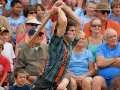 2019 Scheers Lumberjack Shows Woodruf Event tickets - Scheers Lumberjack Shows