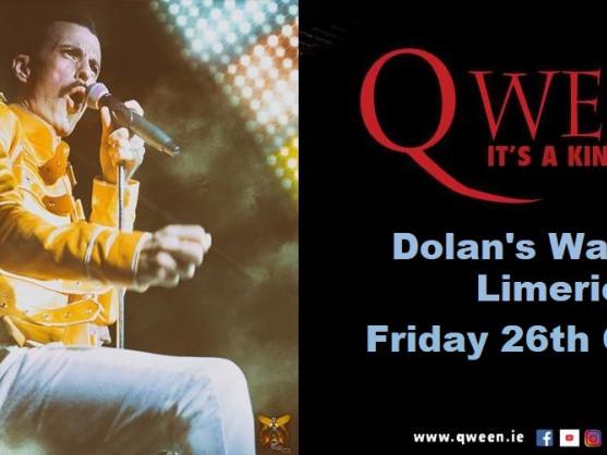 Qween tickets - Dolans pub
