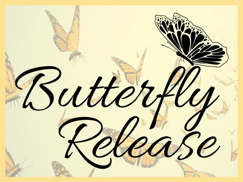 Wings n' Wishes Butterfly Release tickets - Elizabethan Gardens