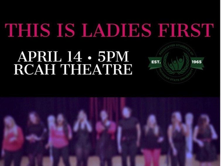 This is Ladies First Event tickets - Ladies First