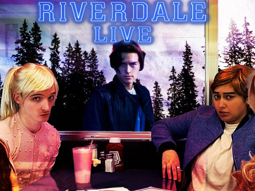 Riverdale LIVE tickets - Good Good Comedy Theatre