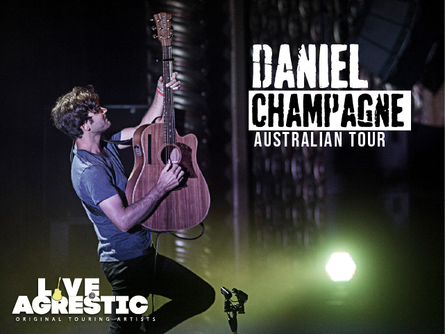 Live@Agrestic - Daniel Champagne