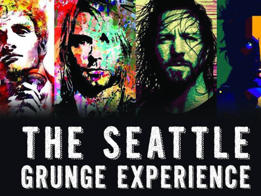 Seattle Grunge Experience Event tickets - Dolans pub