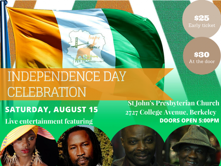 Ivory Coast Independence Day Celebration Event tickets - Ivoire Alliance