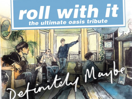 Roll With It - Definitely Maybe tickets - Dolans pub