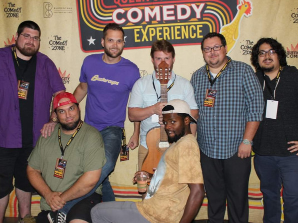 NC Comedy Fest Tomorrowquest