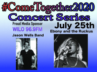 #ComeTogether2020 July 25th
