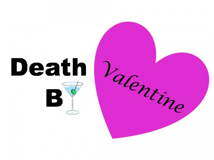 SOLD OUT!  Death by Valentine Event tickets - Iron Springs Chateau