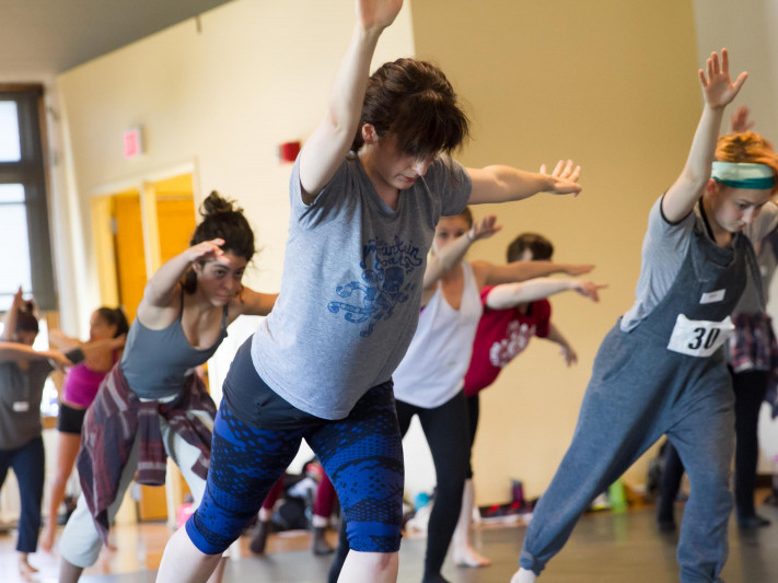 Open Company Class / MamLuft&Co. Dance