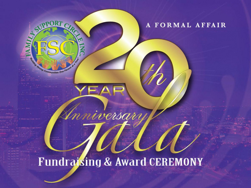 FSC 20th Anniversary Gala Event tickets - FSC 20th Anniversary