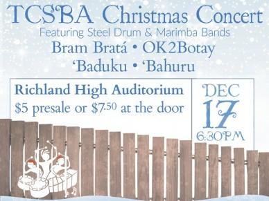 TCSBA Christmas Concert Event tickets - TCSBA