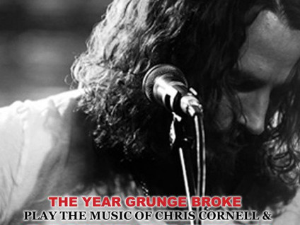 Chris Cornell / Soundgarden Tribute Nigh Event tickets - Dolans pub