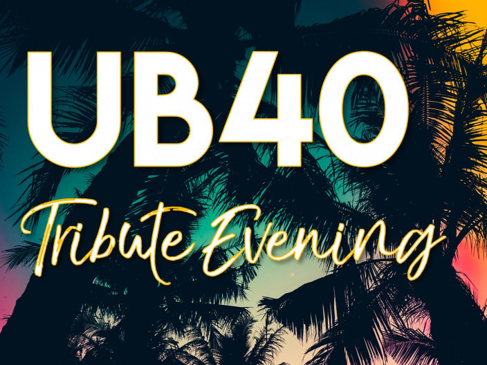 UB40 Tribute Evening