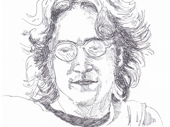 The Day They Shot John Lennon