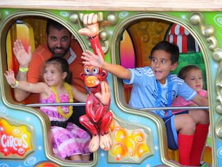 Fall Into Fun Carnival @ Heritage Park