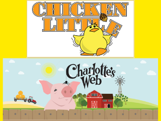 """Chicken Little"" and ""Charlotte's Web"" Event tickets - ForefrontArts"