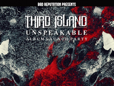 Third Island 'Unspeakable' Album Launch tickets - Dolans pub