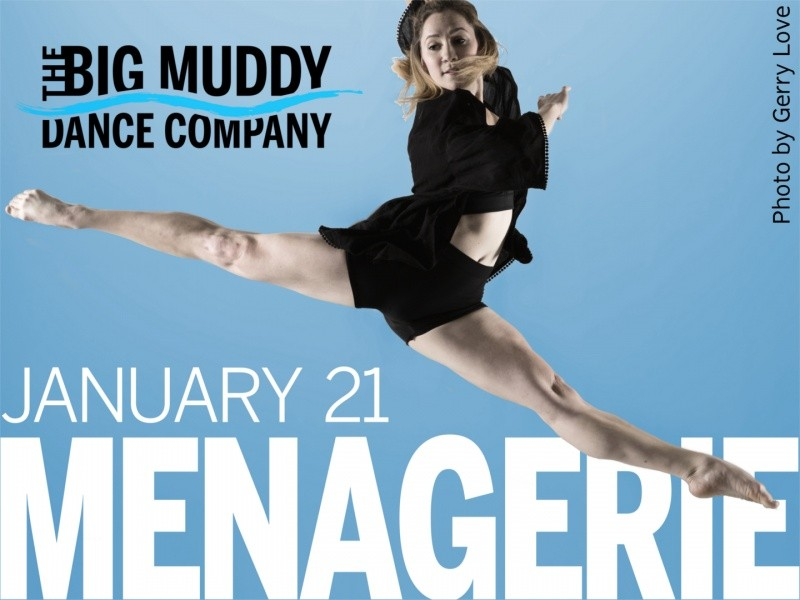 The Big Muddy Dance Company Event tickets - The Big Muddy Dance Company