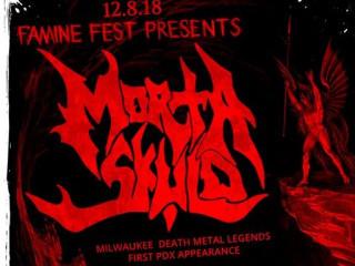 Morta Skuld/Petrification Event tickets - Twilight Cafe and Bar