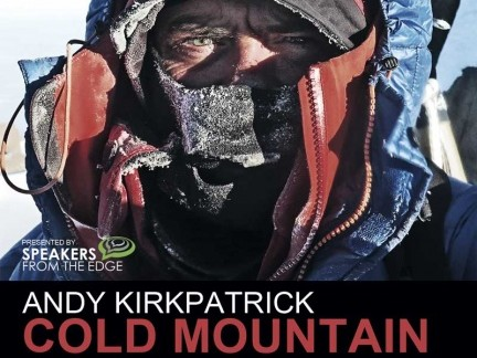 Andy Kirkpatrick - Cold Mountain Event tickets - QUBMC