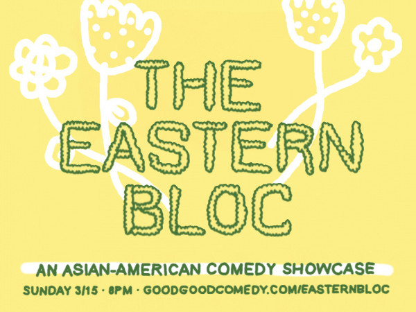 The Eastern Bloc tickets - Good Good Comedy Theatre