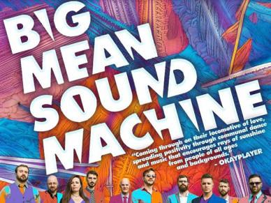 BIG MEAN SOUND MACHINE + PERSONAL BLEND tickets - Flour City Station