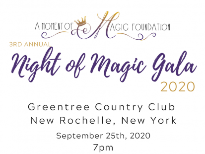 3rd Annual Night of Magic Gala