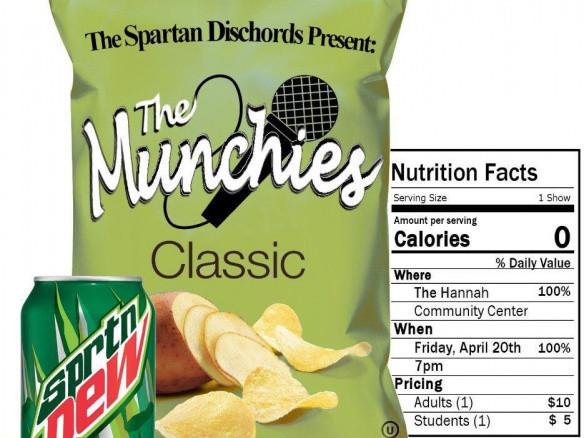 Spartan Dischords Present: The Munchies Event tickets - Spartan Dischords