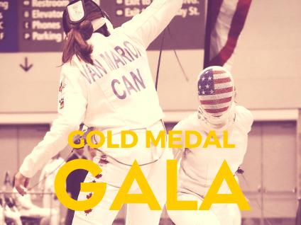 Gold Medal Gala Event tickets - Saskatchewan Fencing Association
