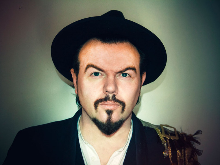 Jack Lukeman and Katie Mac tickets - The Old Stables