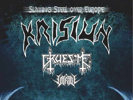 Krisiun Event tickets - Dolans pub