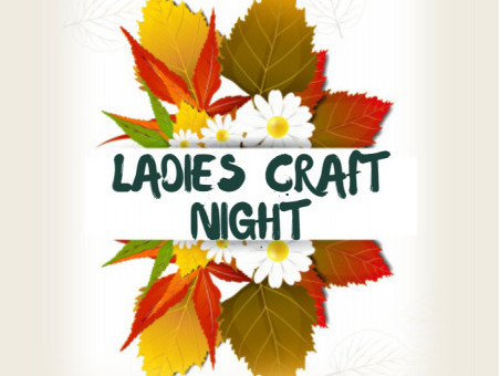 Ladies Craft Night Event tickets - Bellalago Club