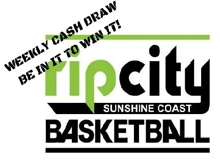 Rip City Weekly Cash Draw-Register New