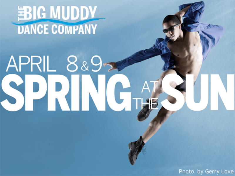 Spring At The Sun Event tickets - The Big Muddy Dance Company