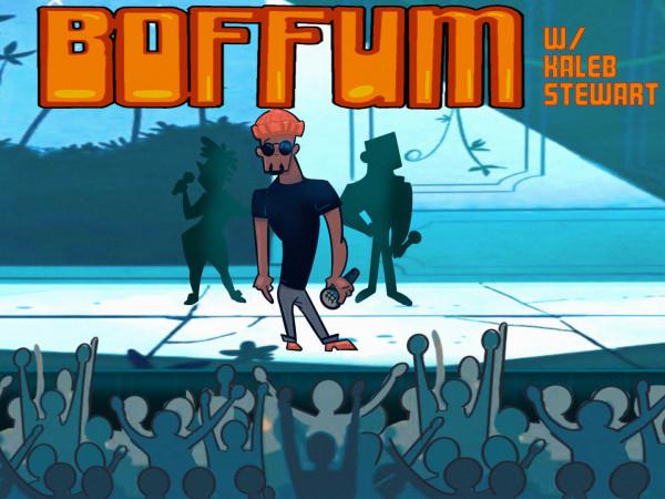 Boffum tickets - Good Good Comedy Theatre