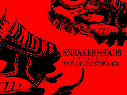 Sneakerheads - Teens of the Stone Age tickets - Good Good Comedy Theatre