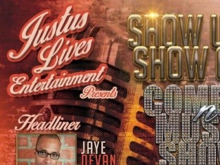 Show up n' Show Out Comedy Show Event tickets - Black Theater