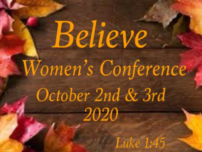 Believe - Women's Conference