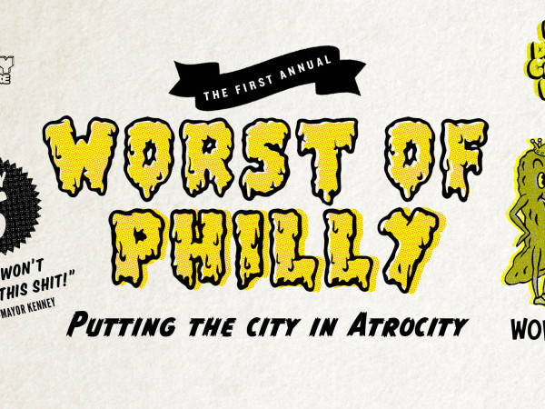 Worst of Philly tickets - Good Good Comedy Theatre