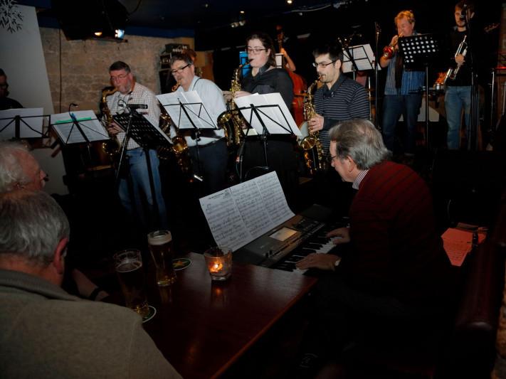 Limerick Jazz Workshop Xmas Gig Event tickets - Dolans pub