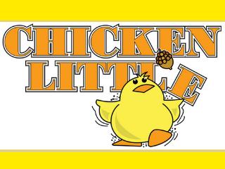 CHICKEN LITTLE -- GPAA homeschool Event tickets - ForefrontArts