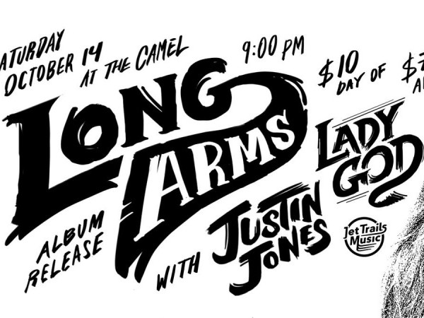 Long Arms Album Release Show! Event tickets - JetTrailsMedia