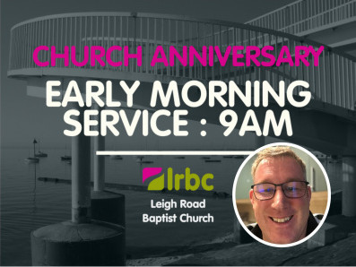 LRBC Anniversary On-site Gathering