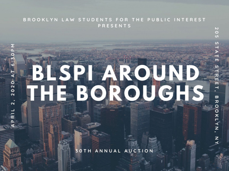 30th Annual BLSPI Auction