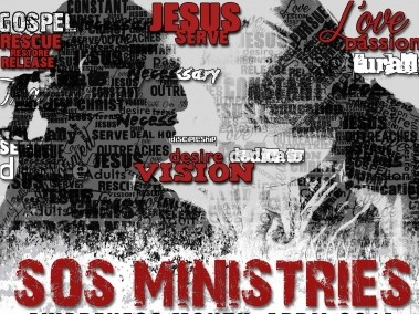 SOS Ministries Awareness Concert Event tickets - Save Our Streets