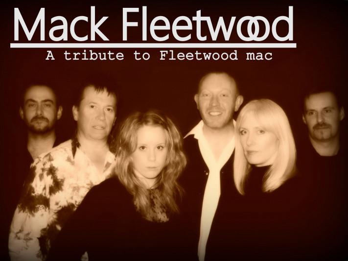 Mack Fleetwood tickets - Dolans pub