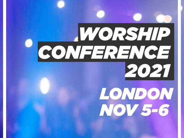 Elim Sound Worship Conference 2021
